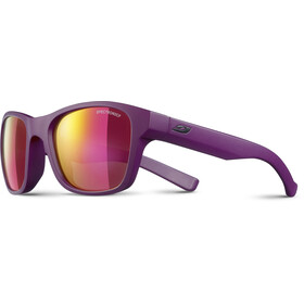 Julbo Junior 6-10Y Reach Spectron 3CF Sunglasses Matt Purple-Multilayer Pink